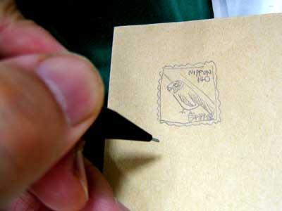 140円切手の絵